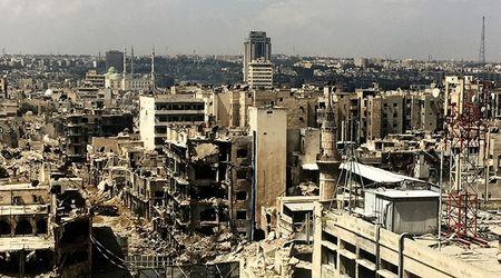 Vi pham le te sau lenh ngung ban tai Syria - Anh 1