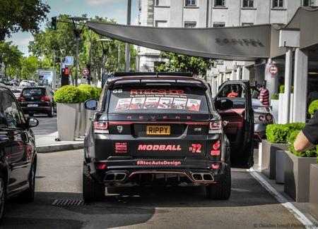 Chiem nguong dan sieu xe 'khung bo' nao loan Modball Rally 2016 - Anh 9