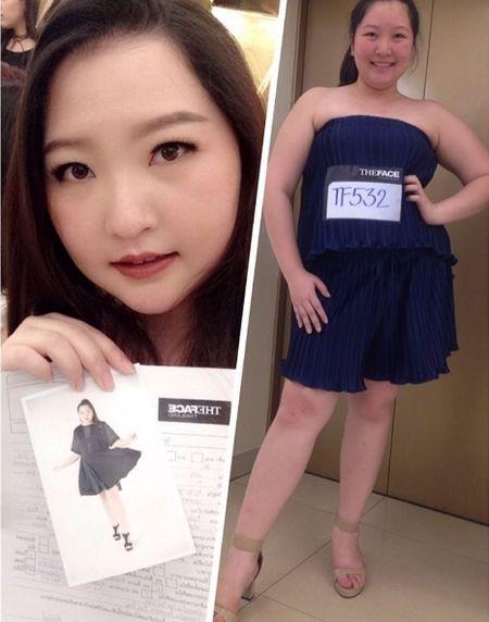 Nang beo 'nao loan' so tuyen The Face Thai, gianh lai quyen 'len bia' cho nguoi mau ngoai co - Anh 1
