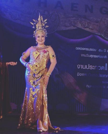 Nang beo 'nao loan' so tuyen The Face Thai, gianh lai quyen 'len bia' cho nguoi mau ngoai co - Anh 4