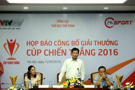 Cup Chien thang 2016: Hoang Xuan Vinh va nhung chien thang vuot len chinh minh - Anh 2