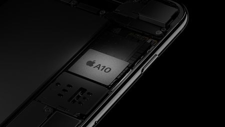iPhone 7 dat diem AnTuTu sieu khung, cho smartphone Android 'hit khoi' - Anh 1