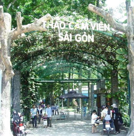 TP.HCM: Se giam gia ve tham quan Thao cam vien - Anh 1