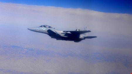 Syria tuyen bo ban roi 2 may bay quan su Israel - Anh 1