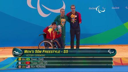 Bo truong thuong nong 2 VDV gianh huy chuong Paralympics - Anh 2