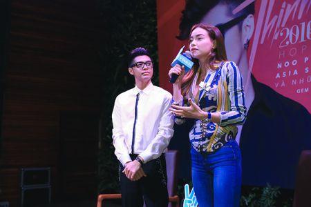 Noo Phuoc Thinh muon mang nhac Viet ra voi the gioi - Anh 4
