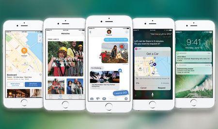 iOS 10 cho tai o Viet Nam dem nay - Anh 1