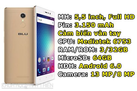 Hang dien thoai My ra mat smartphone selfie, RAM 3 GB gia 199 USD - Anh 1