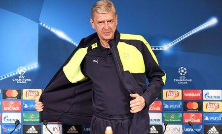 Qua yeu Arsenal, Wenger 3 lan 'phu' PSG - Anh 1