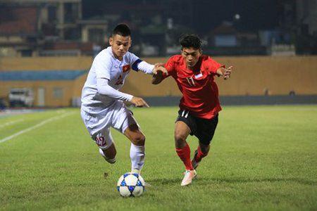 Truc tiep U19 Viet Nam 1-0 U19 Dong Timor - Anh 1