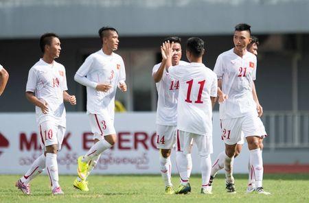 Nhan dinh, du doan ket qua tran U19 Viet Nam - U19 Dong Timor - Anh 1