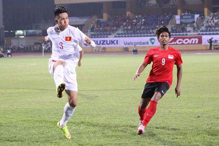 Ket qua tran U19 Viet Nam - U19 Dong Timor - Anh 1