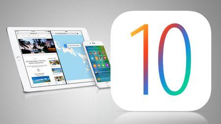 iOS 10: 10 tinh nang moi dang gia de nang cap - Anh 1