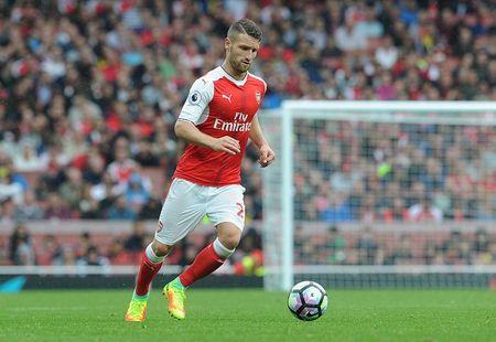 Doi hinh 'sieu tan cong' o cuoc do suc PSG va Arsenal - Anh 14