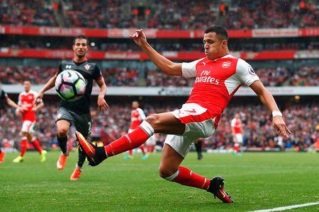 Doi hinh 'sieu tan cong' o cuoc do suc PSG va Arsenal - Anh 20