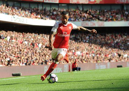 Doi hinh 'sieu tan cong' o cuoc do suc PSG va Arsenal - Anh 22