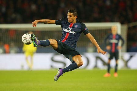 Doi hinh 'sieu tan cong' o cuoc do suc PSG va Arsenal - Anh 4