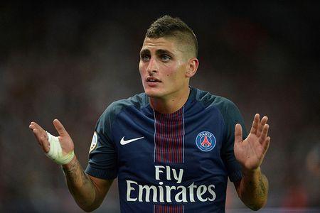 Doi hinh 'sieu tan cong' o cuoc do suc PSG va Arsenal - Anh 6