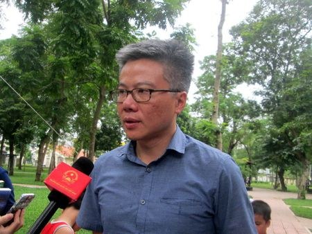 Giao su Ngo Bao Chau chia se bi quyet hoc gioi mon Toan - Anh 1