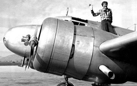 Gia thiet moi ve nu phi cong huyen thoai Earhart mat tich bi an - Anh 1