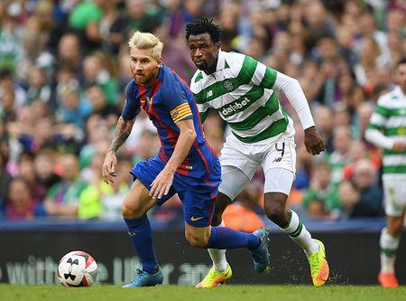 Messi tro lai, tam tau M-N-S san sang xuat tran truoc Celtic - Anh 9