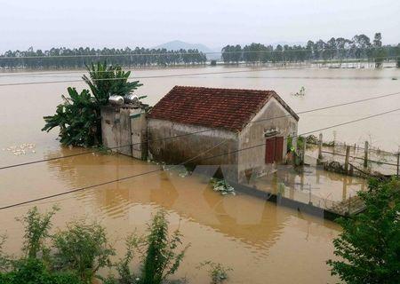 Dot lu tren cac song tu Nghe An den Ninh Thuan se keo dai den 5/11 - Anh 1