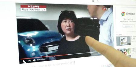 Su kien quoc te 24-30/10: Nguoi phu nu gay chan dong Han Quoc - Anh 1