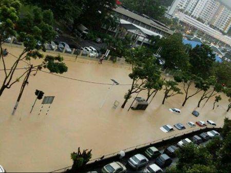 Malaysia: Penang ngap nang trong dip le hoi anh sang Deepavali - Anh 1
