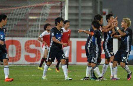 Thang 'dau sung', U19 Nhat Ban vo dich giai U19 chau A 2016 - Anh 1