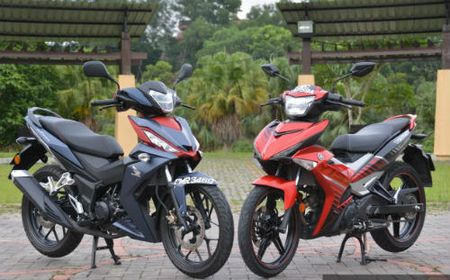 Chon mua Honda RS150R hay Yamaha 15ZR? - Anh 1
