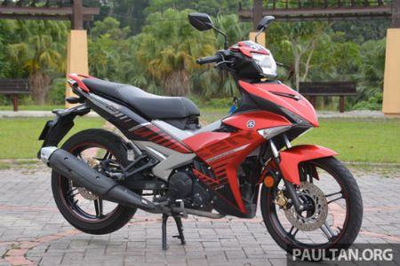 Chon mua Honda RS150R hay Yamaha 15ZR? - Anh 3