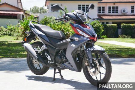Chon mua Honda RS150R hay Yamaha 15ZR? - Anh 7
