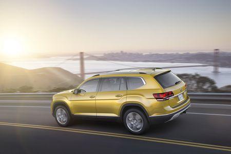 VW Atlas 2018 - 'At chu bai' cua VW tai My - Anh 3