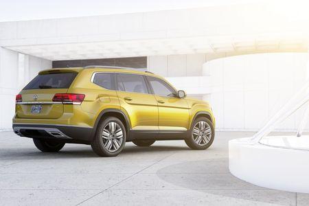 VW Atlas 2018 - 'At chu bai' cua VW tai My - Anh 5