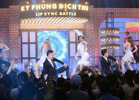 Tran Thanh 'bung lua' gia gai cung Long Nhat, Vu Ha - Anh 3