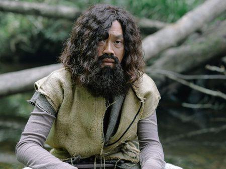 Hoai Linh gay soc voi tao hinh nguoi rung - Anh 2