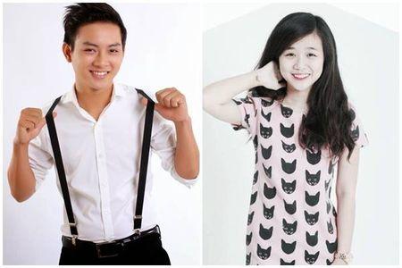 Con trai Hoai Linh 'gay bao' vi khoe ban gai xinh nhu mong - Anh 7