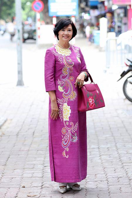 Lan dau duoc chiem nguong dung nhan phu nhan nhac si Tran Tien - Anh 1