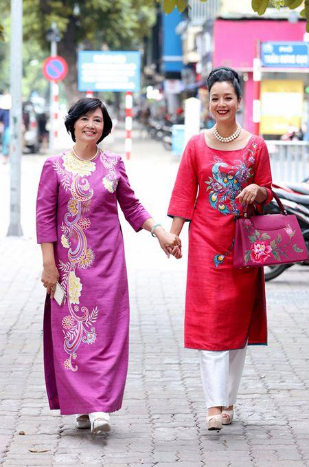 Lan dau duoc chiem nguong dung nhan phu nhan nhac si Tran Tien - Anh 2