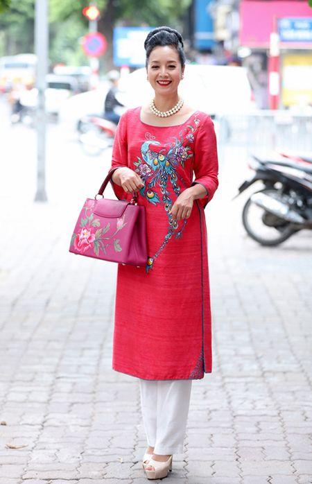 Lan dau duoc chiem nguong dung nhan phu nhan nhac si Tran Tien - Anh 3