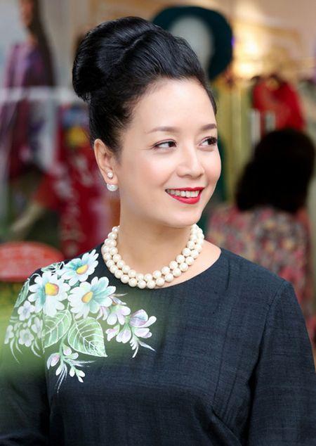 Lan dau duoc chiem nguong dung nhan phu nhan nhac si Tran Tien - Anh 5