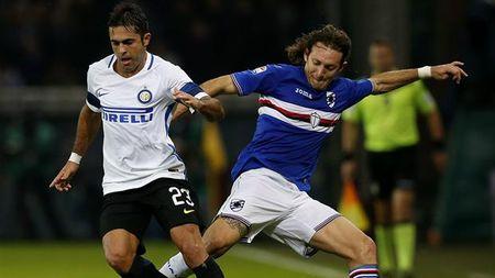 Lao tuong lap cong, Sampdoria vuot qua Inter Milan day kich tinh - Anh 2