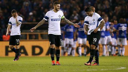 Lao tuong lap cong, Sampdoria vuot qua Inter Milan day kich tinh - Anh 3