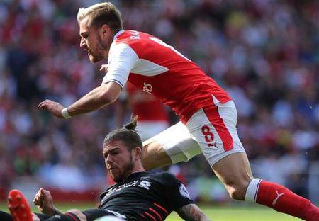 Arsenal da tim ra 'Lampard moi' - Anh 1