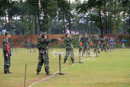 Man nhan bo doi Viet Nam do tai ban AK, PKMS, K54 - Anh 10