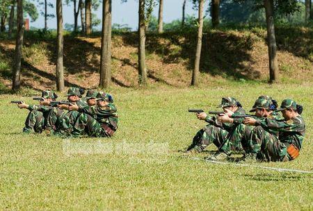 Man nhan bo doi Viet Nam do tai ban AK, PKMS, K54 - Anh 11