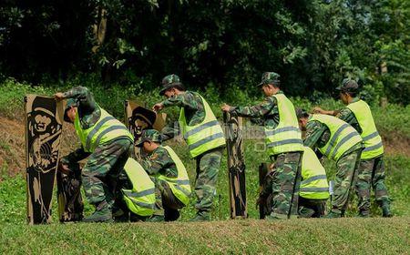 Man nhan bo doi Viet Nam do tai ban AK, PKMS, K54 - Anh 17