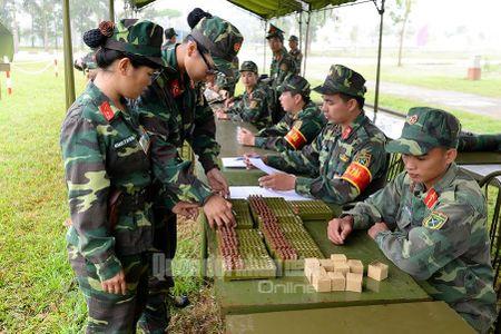 Man nhan bo doi Viet Nam do tai ban AK, PKMS, K54 - Anh 2