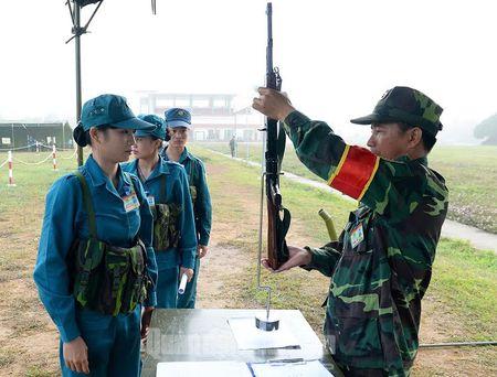 Man nhan bo doi Viet Nam do tai ban AK, PKMS, K54 - Anh 4