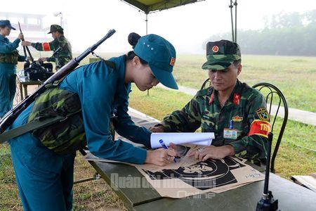 Man nhan bo doi Viet Nam do tai ban AK, PKMS, K54 - Anh 5